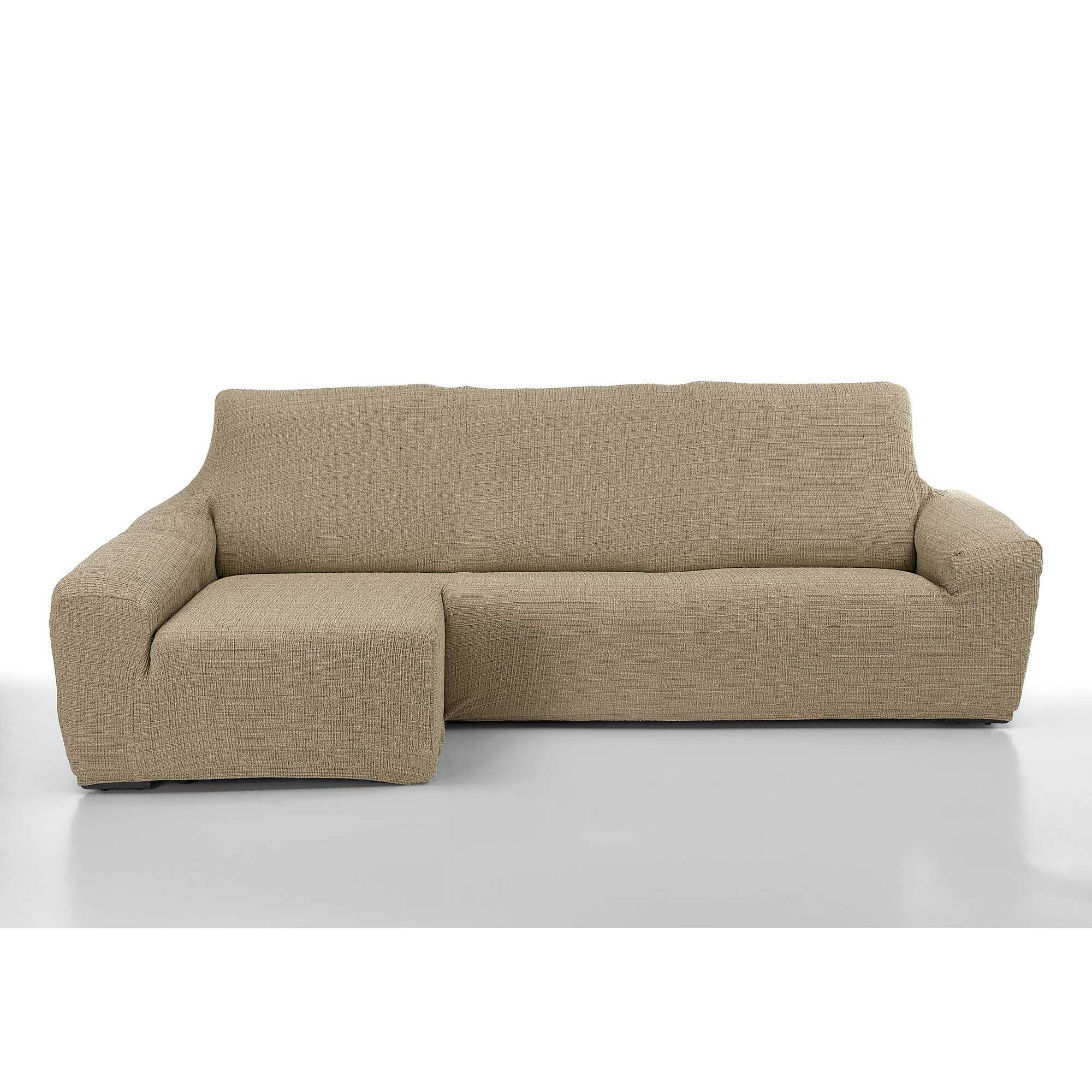 CHAISE LONGUE LUGANO TAUPE