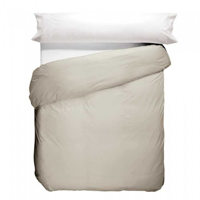 FUNDA NÓRDICA PERCAL 200H LINO 100%